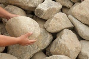Delaware River Boulders 8 18 Delaware River Stone