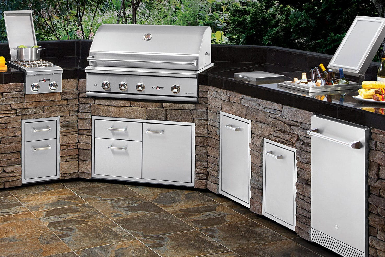 Delta Heat Outdoor Kitchen 2