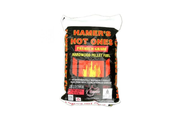 Hamer's Wood Pellets-100