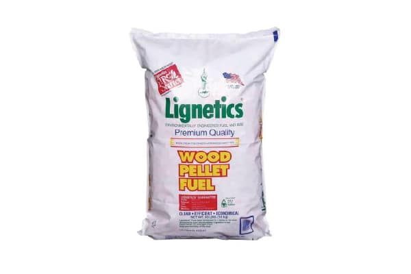 Lignestics Wood Pellets-100