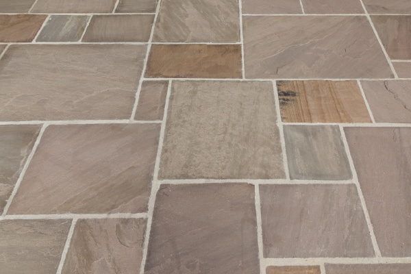 Autumn Brown Artisan Flagstone