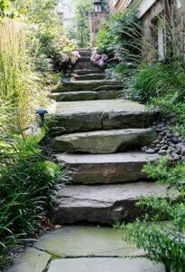 PA Fieldstone Stone Steppers 4 8 per Pallet Image 4 Beautiful Wall Stone