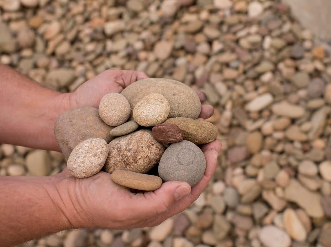 seneca river stone 1-3