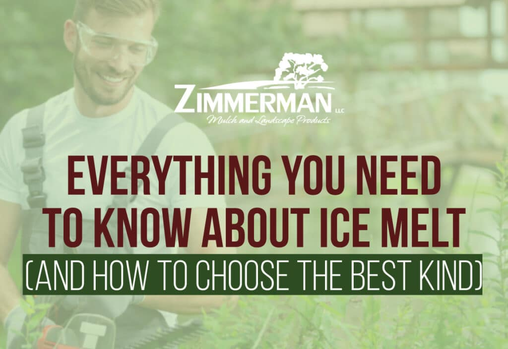 featured image Everything You Need To Know About Ice Melt (and how to choose the best kind)